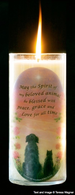 Healing Pet Loss Workshop-image memorial candle