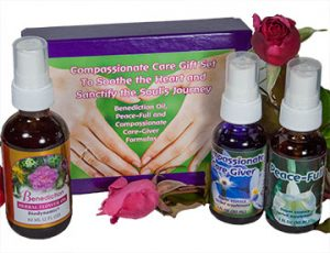 Flower essences to heal pet loss. Image-Flower essence bottles